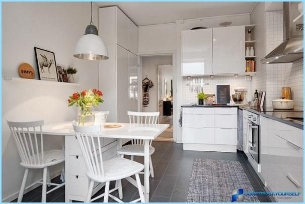 Keuken scandinavische stijl   photo
