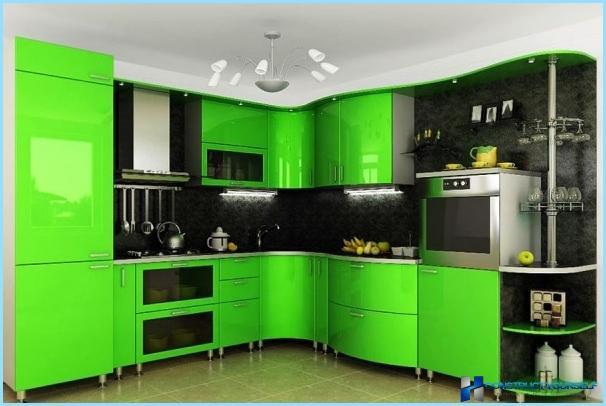 Зеленая кухня в минске цены