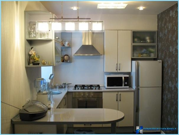 Kitchen Studio 20, 18, 16 kvm. m. - elegant og moderne design