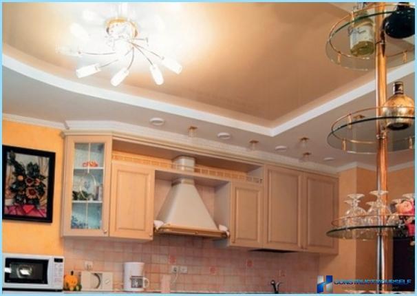 Design Pics griesti virtuvē
