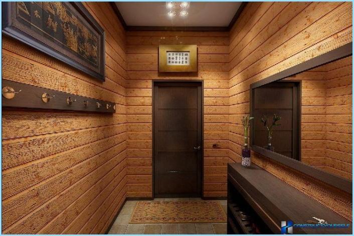 Дизайн прихожей в маленькій квартирі