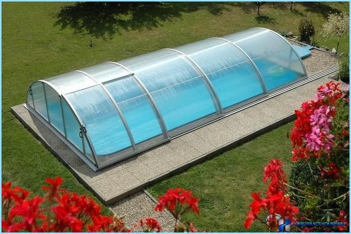 Крытый бассейн для дачи своими руками фото 764