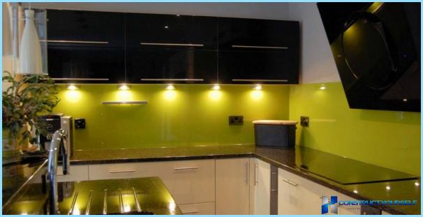 ausreichendes licht an der küchenzeile