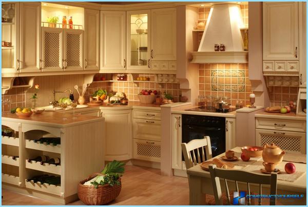 Kuchyň Ve Stylu Retro Photo