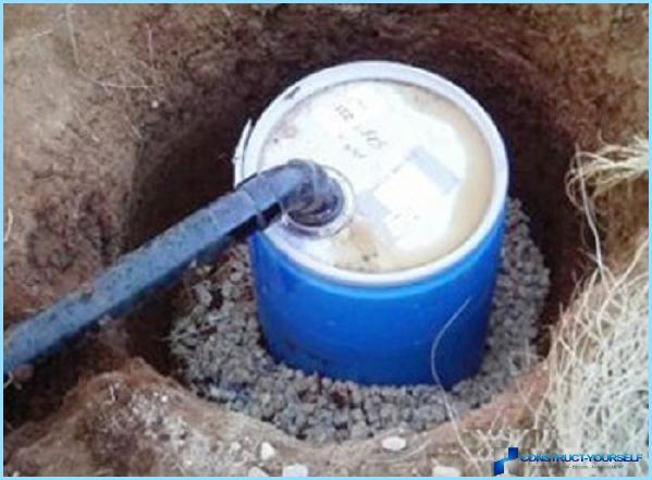 Отходы осадки из выгребных ям размещение
