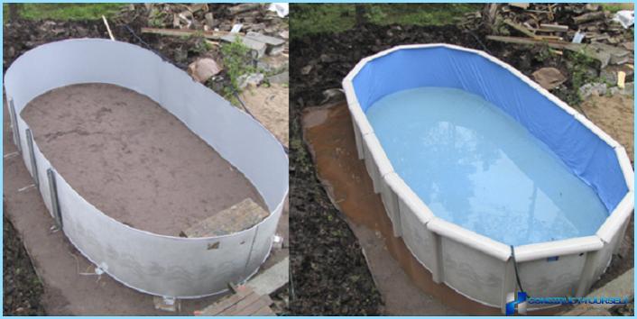 Как построить бассейн на даче своими руками полная пошаговая инструкция 85