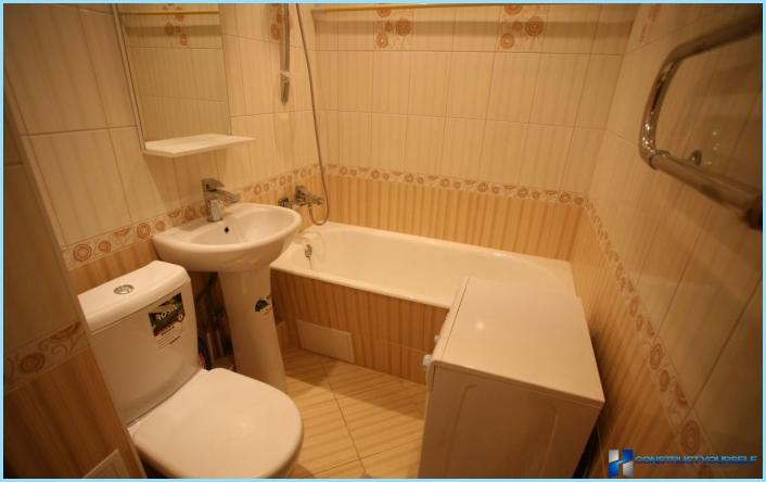 idee riparazione moderno per bagno combinato