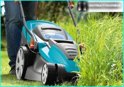 Частота стрижки газонної трави