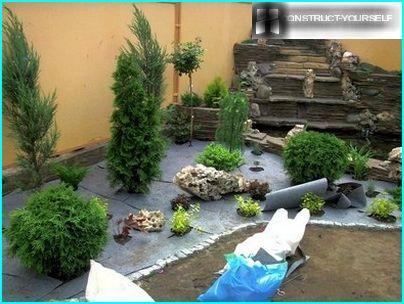 Environmental geotextile