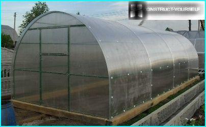 Repair greenhouses