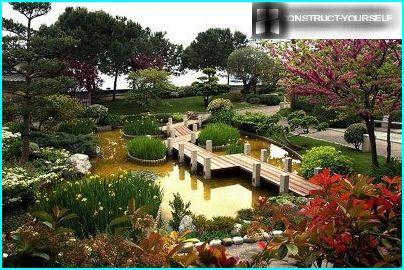 Landscape style