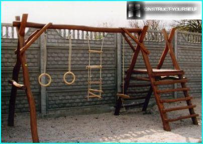 Simple playground