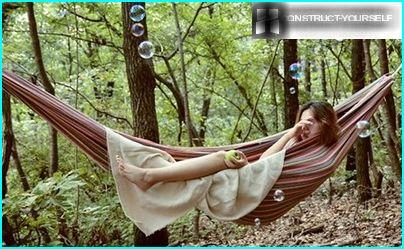 The easiest option hammock