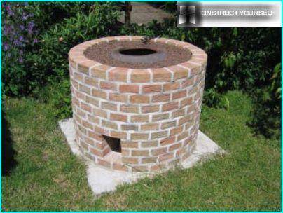 The horizontal masonry
