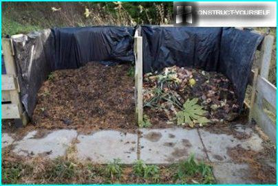 Preparation of compost