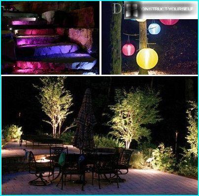 Labi pārdomāta apgaismojums pārveidos terašu vakarā