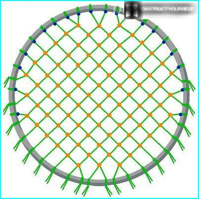 Weave mesh