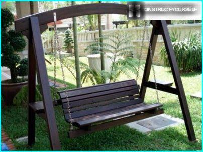 Swing-bench