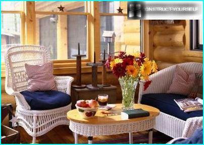 veranda Interior