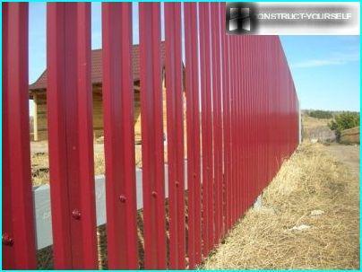 Ready fence