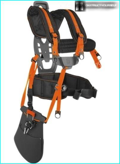 Knapsack Suspension