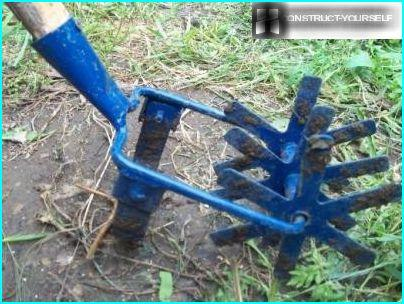 Hand cultivator