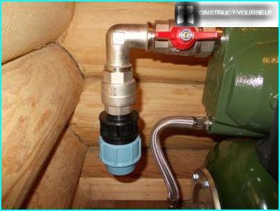 Kontrollera ventilstation