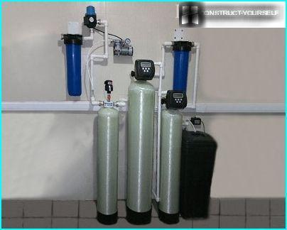 Wasserreinigung aus Eisen