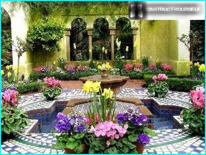 мусульманський сад