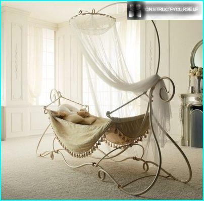 Bed-cradle