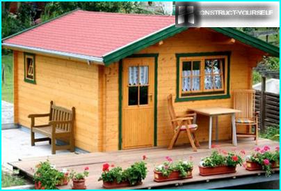 Sommerküche Planen : Der aufbau einer sommerküche im land mit ihren eigenen händen