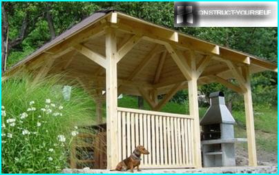 Properties of wooden structures