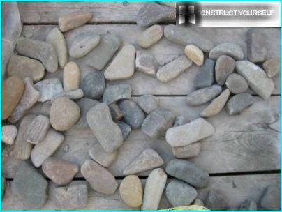 mattonelle di pietra