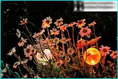 dekoratīvais apgaismojums
