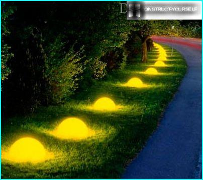 Gelbe Steine