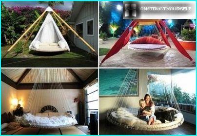 trampoline เตียง