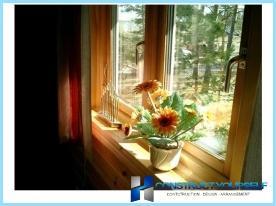 Come realizzare finestre in legno con finestre a doppi vetri