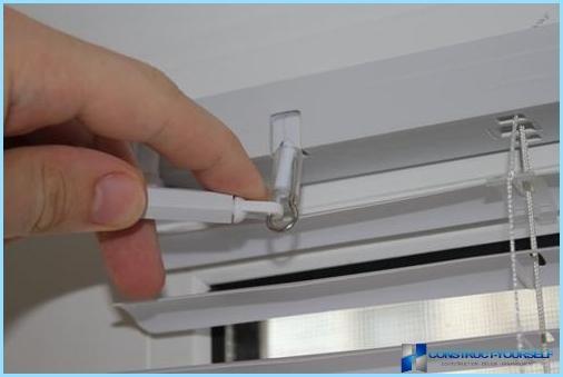Jak zainstalować rolety na oknie własnymi rękami