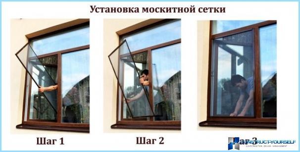 Comment installer une moustiquaire sur une fenêtre