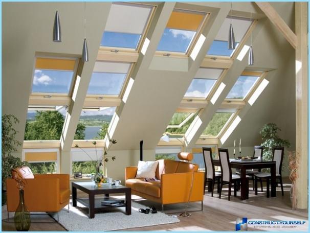 Comment installer les fenêtres de toit de vos propres mains