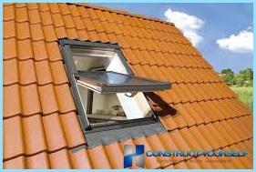 屋根のドーマー