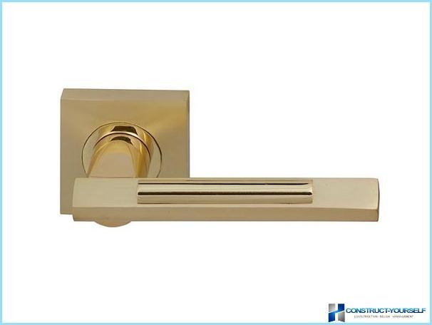 Hvilke dørhåndtag er til indvendige døre