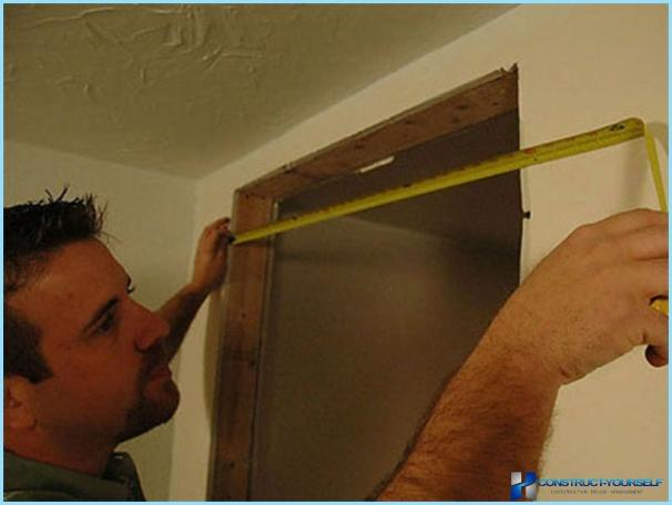 Sådan samles indvendige døre
