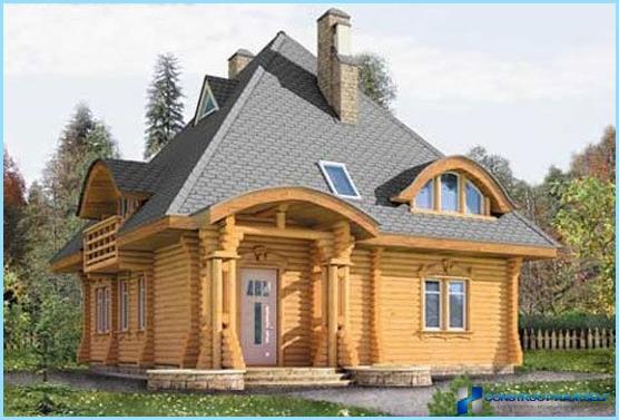 Види дахів приватних будинків