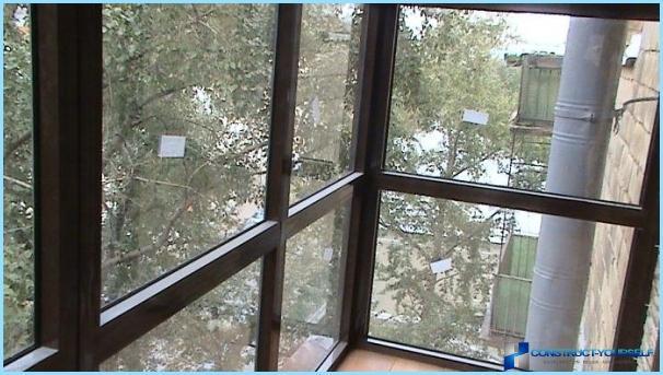 Hvordan glasere en balkong i en liten leilighet