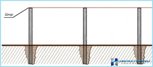 DIY hegn
