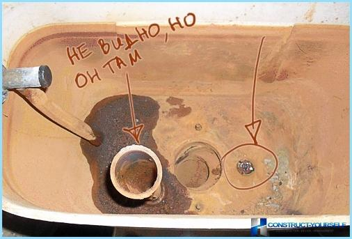 便器の漏れをなくす方法