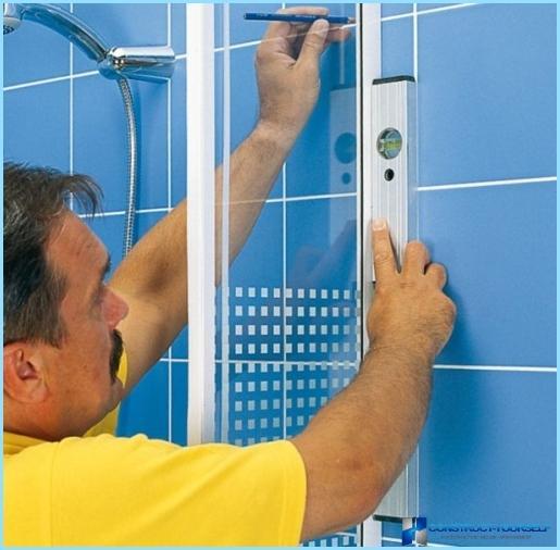 Kā pats savienot dušas kabīni ar ūdens padeves sistēmu, kanalizācijas sistēmu