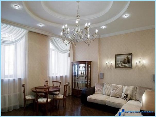 Come scegliere un lampadario per interni