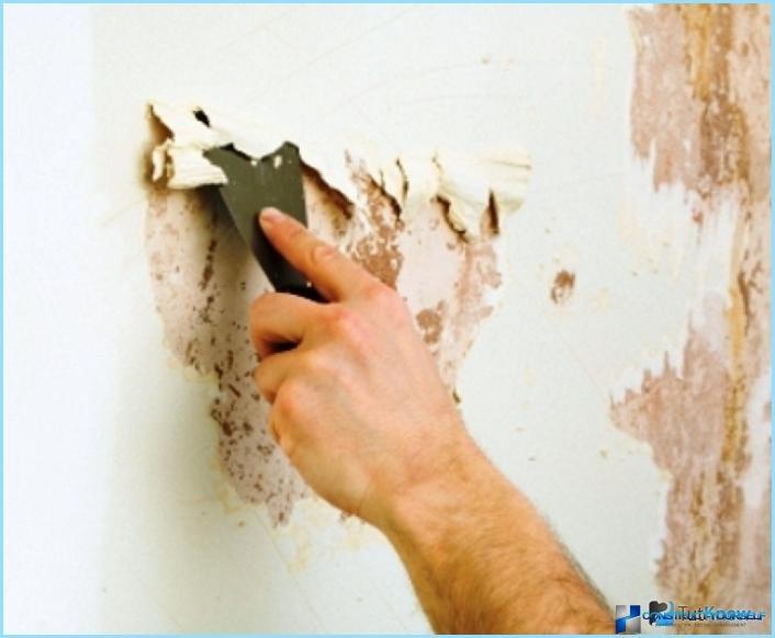 Fai da te con pareti in stucco